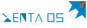 Xenta OS -   Distro Linux Indonesia.