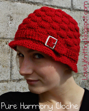 Knitted Pure Harmony Cloche