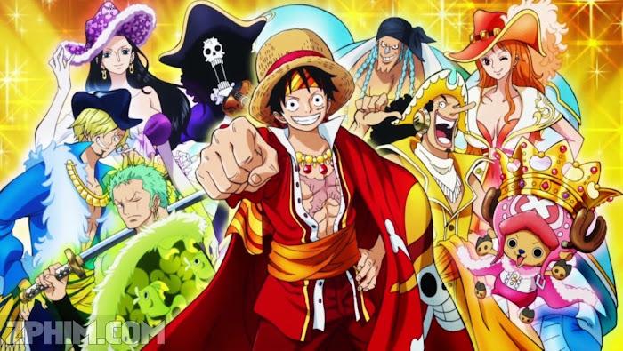 Ảnh trong phim Đảo Hải Tặc - One Piece 15