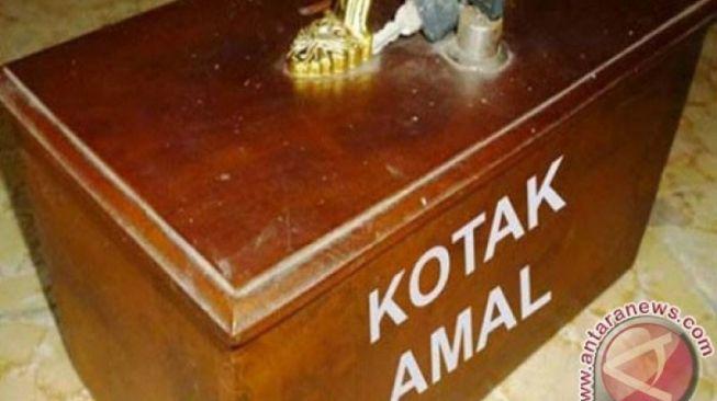 Bobol Kotak Amal Untuk Main Warnet, Dua Bocah Cilik di Karimun Ditangkap
