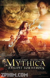 Cuộc Chiến Thần Thoại - Mythica: A Quest for Heroes (2015) Poster