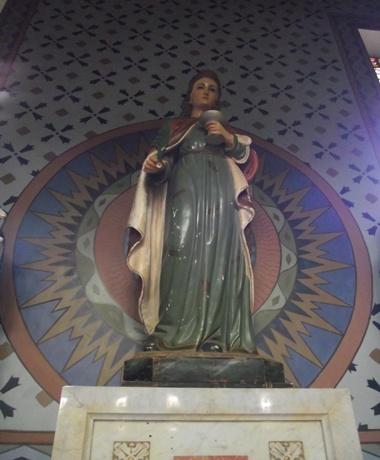 Santa Luzia - Mártir