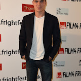OIC - ENTSIMAGES.COM - Zane Holtz at the Film4 Frightfest on Friday of   Wind Walkers UK Film Premiere at the Vue West End in London on the 28th August 2015. Photo Mobis Photos/OIC 0203 174 1069