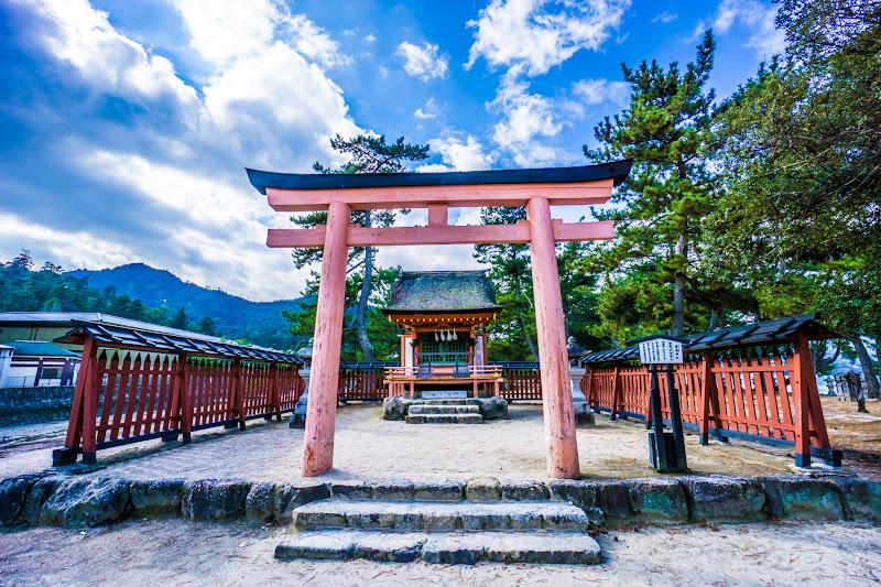 Miyajima Kiyomori Shrine