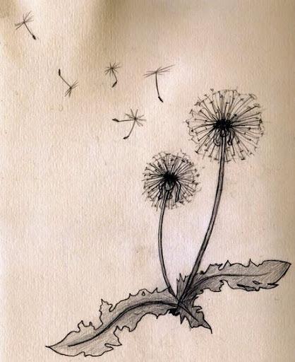 Dandelion Tattoos