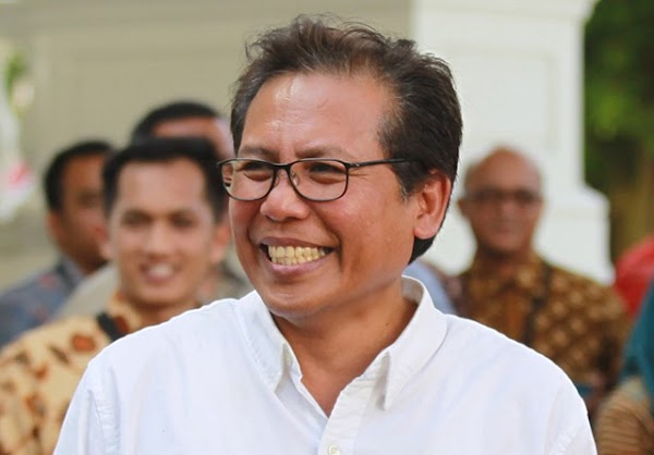 Kata Fadjroel, Jokowi Berbelasungkawa Atas Meninggalnya 100 Dokter