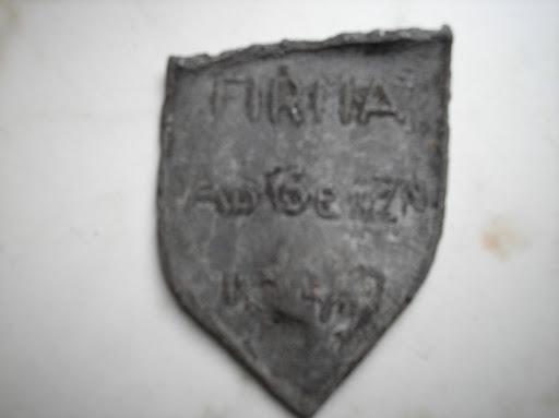 Naam: Firma A de Graaff & ZnPlaats: HaarlemJaartal: 1849