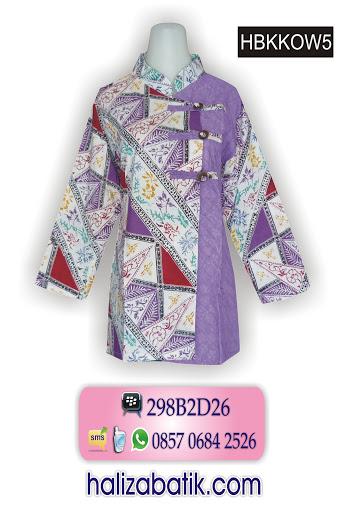 gambar baju batik, baju online murah, baju atasan batik