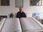 Mansur Escudero en el Centro Cultural Islámico de Colombia