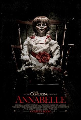 Búp bê ma ám - Annabelle (2014)