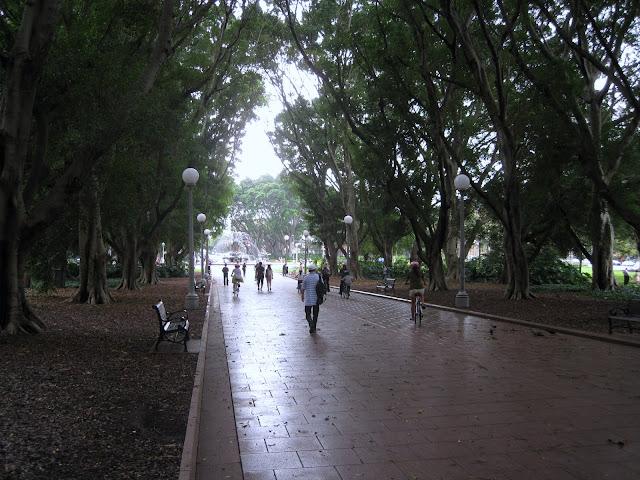 Hyde Park Sydney Australia