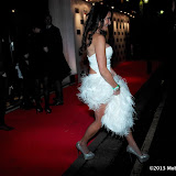 WWW.ENTSIMAGES.COM -  Lizzie Cundy    arriving at   ELLE Style Awards 2013 at The Savoy, Strand, London                                                        Photo Mobis Photos/OIC 0203 174 1069