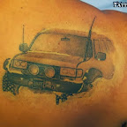 scapula jeep - tattoo designs