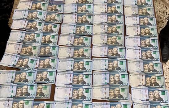 Apresan en Nagua cuatro personas por robo de medio millón de pesos a comerciante