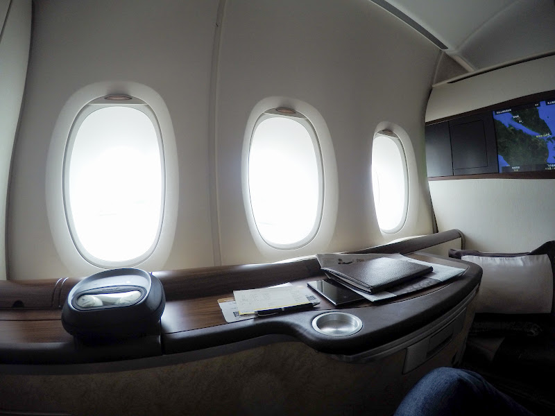 SIN%252520PVG 39 - REVIEW - Singapore Airlines : Suites - Singapore to Shanghai (A380)