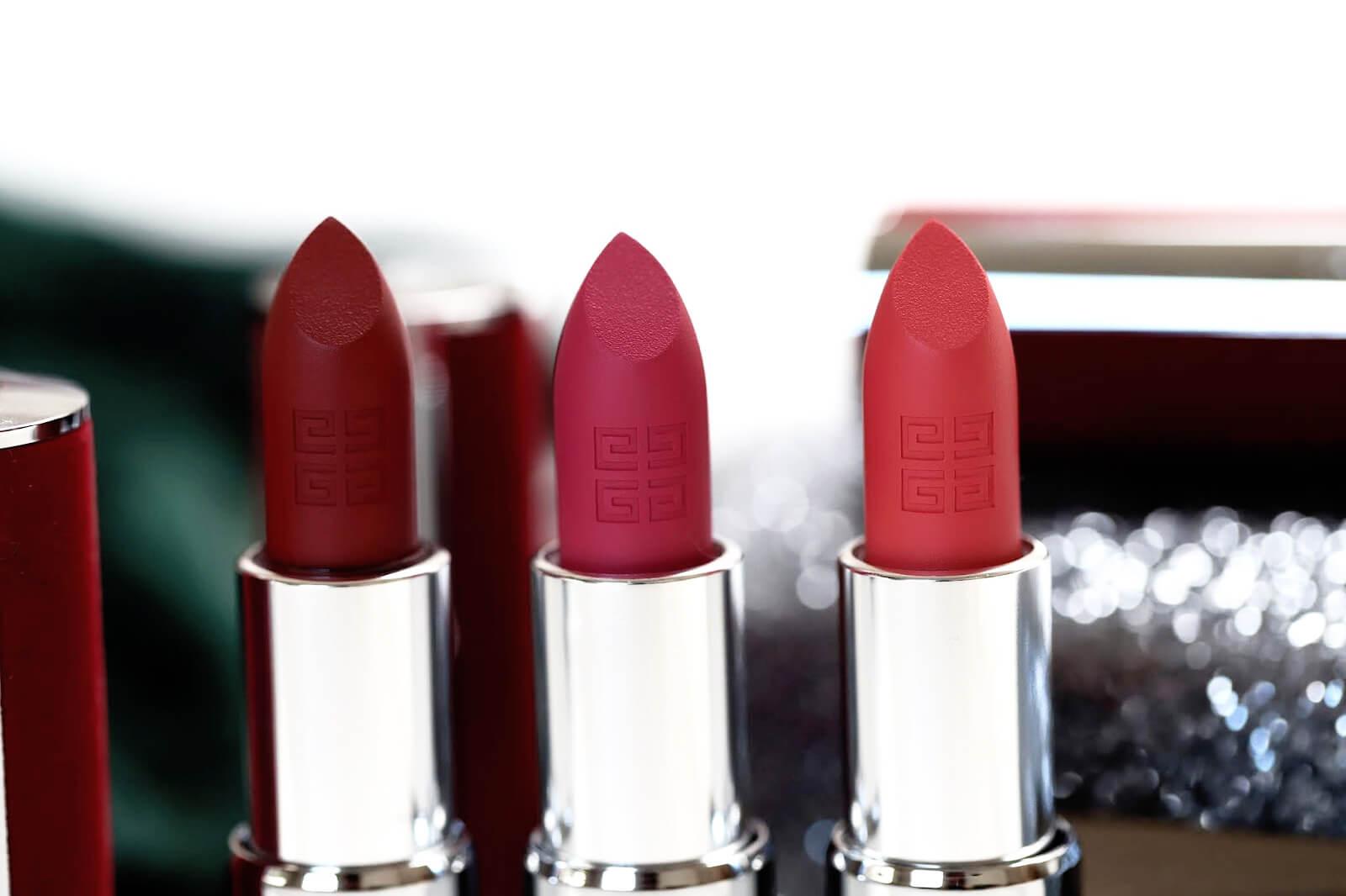 Givenchy Le Rouge Deep Velvet