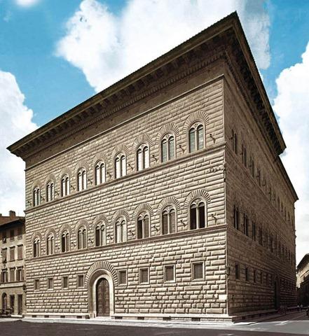 palazzo strozzo