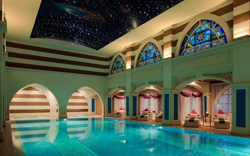Dubai-Hamman-tradition.jpg - Hamman are upscale Dubai spas that feature traditional steam baths with a vareity of treatments.