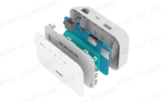 HAME A19 - Bộ Phát WiFi 3G - WiFi Di Động - Pin Sạc Dự Phòng - Router Wifi 3G Hame A19 06