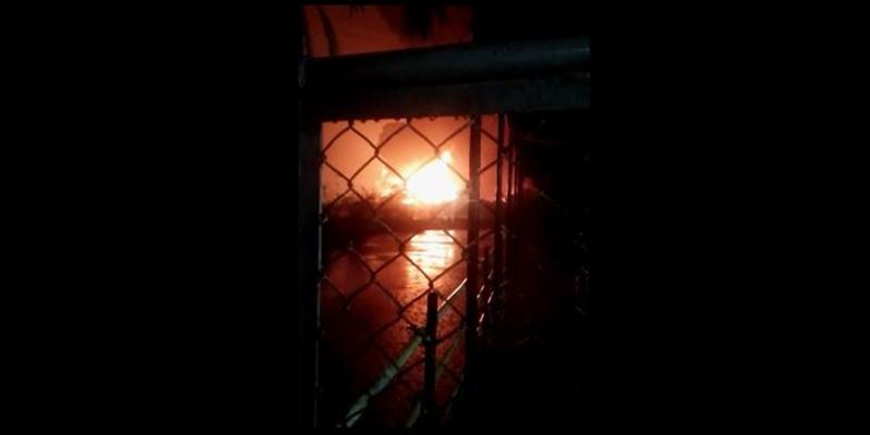 Diduga Tersambar Petir, Begini Penjelasan Pertamina Soal Kebakaran Kilang Cilacap