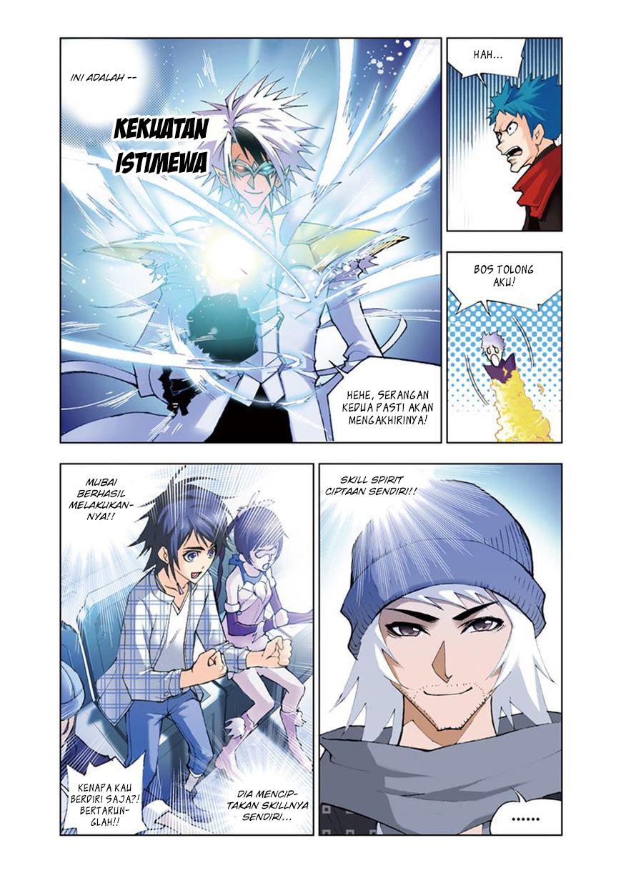 Baca Manga Soul Land Chapter 41 Komik Station