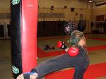 Повышение квалификации тренерского состава федерации и обучение ножевому бою ноябрь 2010
