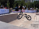 Okke's Tailwhip on Quarter
