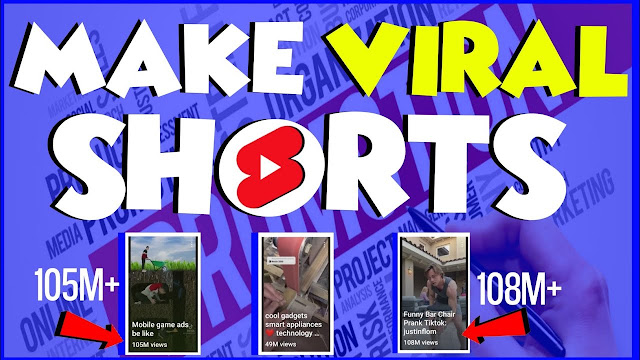 How To Make Youtube Shorts Viral-YouTube शॉर्ट्स वायरल करें