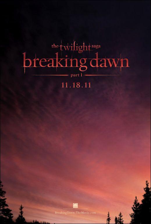 The Twilight Saga Breaking Dawn Part One