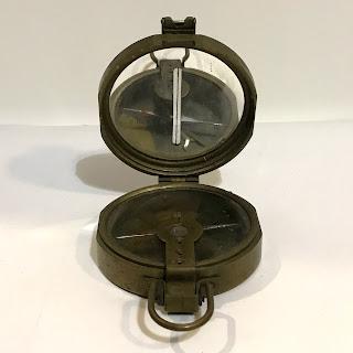Thos. J.Evans Esq. London Antique Compass