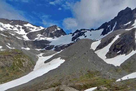 Martial Gletscher