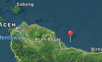 BNPB: Ada setidaknya 15 Kali Gempa Susulan Pada Gempa Aceh di Pidi Jaya