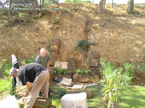 MENTON 2006 pépinière spécialisée dans les murs végétaux
