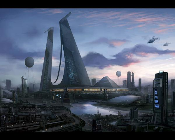 Planet Of Futur, Fiction 1