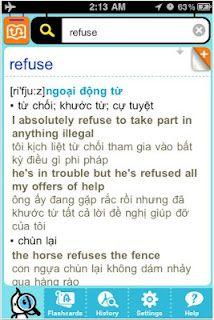 Từ điển Lạc Việt dành cho IOS