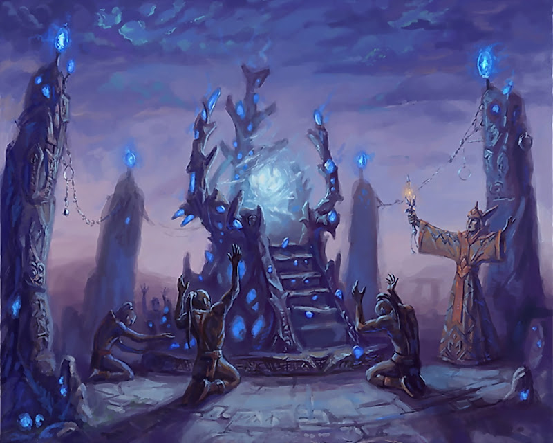 Idol Of The Ancient Religion, Spirit Companion 1