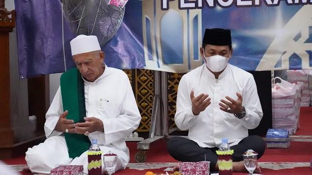 Sikapi Surat Edaran Kemendagri, Bupati Balangan Tiadakan Safari Ramadhan, Bukber dan Open House
