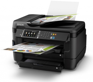 Download Drivers Epson WorkForce WF-7620DTWF printer for Windows OS