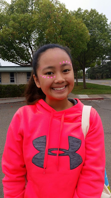 Chesca @ Benicia Middle School Band Camp | BMS VikingsRifle Team, Color Guard