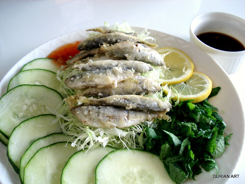 Fried and healthy gourmande in osaka for Good side dishes to serve with a fish fry