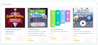 Kategori game edukasi di plays.org