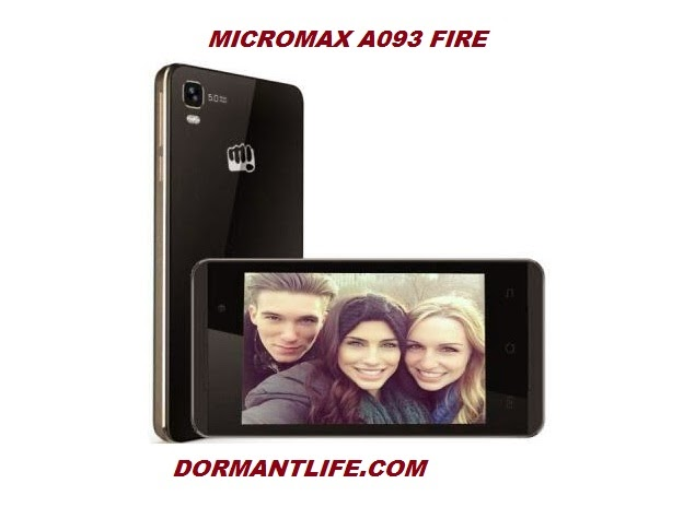 micromax canvas fire a093 mahesh telecom - Micromax A093 Canvas Fire: Phone Specifications