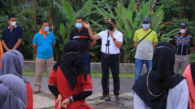 Peringati World Cleanup Day, Pemko Payakumbuh Lakukan Aksi Bersih-Bersih Sungai.