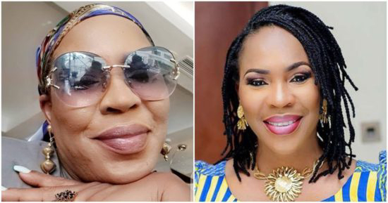 Fathia Balogun's photo shows she is really ageing