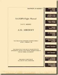 A-5A Vigilante Flight Manual_01