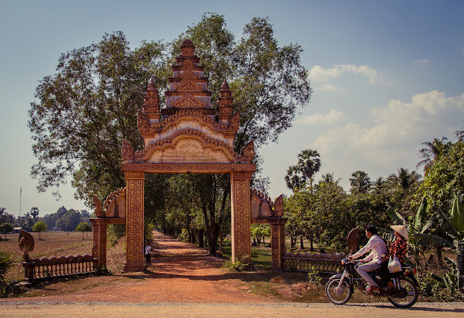 Charles gerber photographer - Travel - Cambodia - Kep
