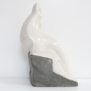Vincent Glinsky Seal Sculpture