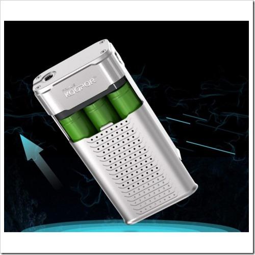 koopor primus 300w tc box mod 4 thumb%25255B2%25255D - 【海外】SMOKのVTC Miniっぽいワイヤレス対応「Smok Quantum 80W TC Box Mod」3本バッテリー「Smok Koopor Primus 300W TC Box Mod」他