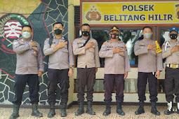 Supervisi ke Polsek Jajaran, Sat Binmas Polres Sekadau Bahas Hal Berikut