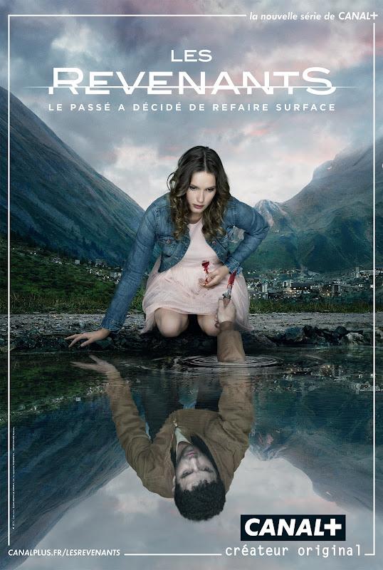Plakat serialu: Les Revenants